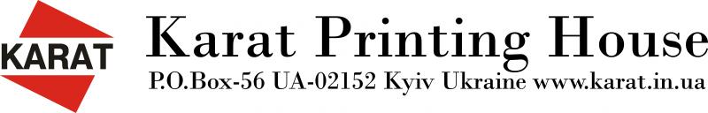 Karat Printing House — Типография, оперативная полиграфия