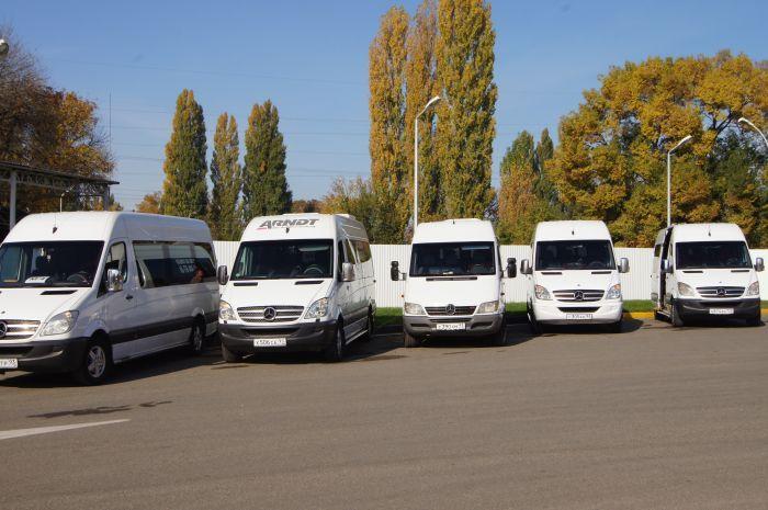 Регулярные пассажирские перевозки из Донецка - в Донецк