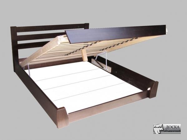 Подъемная кровать своими руками из дерева