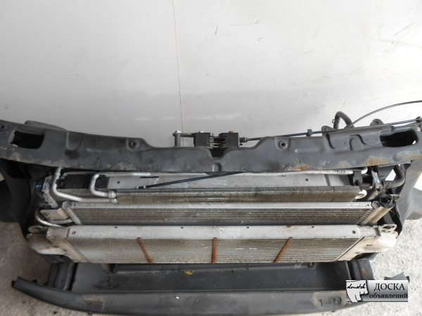 Замена радиатора на т5