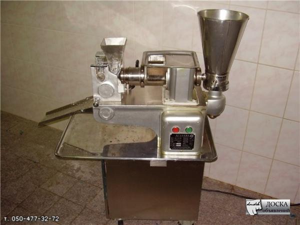 Оборудование в домашних условиях пельменей