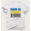 Акция! Мужская футболка «Made In Ukraine» всего за 129грн.