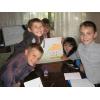 Английский для детей на Заперевальной в Донецке!