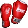 Боксёрские перчатки Everlast, World Sport (кожа)
