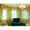 Пошив гардин, штор, ламбрекенов, покрывал, декоративных подушек