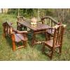 Деревянная мебель в стиле «кантри»,  «рустик»,  «этно»  из веток,  коряг,  сучков.