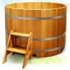 Купели для бани и фитобочки