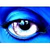 Флуоресцентная акриловая краска - ярко светится в УФ лучах