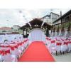 Оформление летних площадок на свадьбу