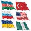Печать на флажной ткани Донецк