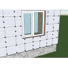 Пенопласт.  Утепление фасадов