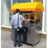 Прилавок передвижной Хот-дог ЕВРО-2012,  прилавок для хот-догов и напитков