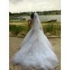 Продам королевское свадебное платье от DEMETRIOS