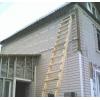 Стягивание домов металлическим каркасом – армированная стяжка