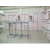 Установка и изготовление торгового оборудования.
