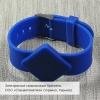 Mifare 1К — силиконовый браслет с ЧИПом (фитнес-центры,  аквапарки)