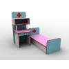 Детская игровая мебель Основа-М