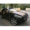 Авто на свадьбу Infiniti FX 37