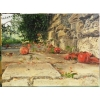 Картина  Гранаты  холст, масло, 30х40 см.   350грн