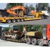 Перевозки тяжёлых грузов негабаритных, доставка крана.
