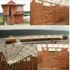 Строительство конюшен, манежей и каркасных домов.