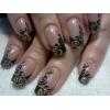 Красивые ногти гелем