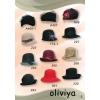 Красивые и стильные женские и мужские шляпы
