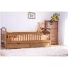 """Кровать """"Карина"""" из натурального дерева"""