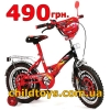 """Купить детский двухколесный велосипед """"Тачки"""" дешево"""