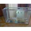 Продам аквариум 220л + обор (рег. тепл, насос)
