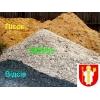 Продам пісок крупнозернистий з доставкою Луцьк