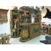 Мебель из массива сосны состаренная
