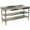 Мебель из нержавеющей стали,  производитель мебели из нержавейки на заказ