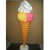 Муляж мороженого.Макет мороженого.