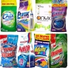 Німецькі пральні порошки та інша побутова хімія
