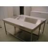 Обвалочные столы с доской для разделки мяса
