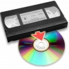 Оцифровка видео,  аудио кассет,  бобин и винила