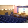 Оформление актовых и зрительных залов театров.