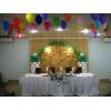 Оформление свадеб,  гелиевые шары в Макеевке