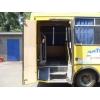 Переоборудование автобусов для перевозки инвалидов!