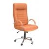 Покраска офисного кожаного кресла