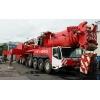 Автокран либхер 100 тонн, стоимость аренды автокрана в Полтаве