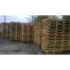 Продажа деревянных б.у. поддонов