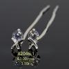 Продукция компании АМА серебро 925 ° цирконы