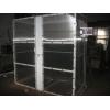 Расстоечный шкаф из сотового поликарбоната на 2-4 тележки.