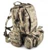 Рюкзак тактический с тремя подсумками