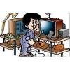 Срочный ремонт телевизоров,  жк мониторов на дому Киев.