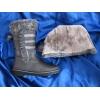 Зимние сапоги, детская обувь